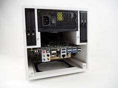 Inkubus 300� mITX HTPC Personal Cube Chassis Review | HardwareSlave | Page 5