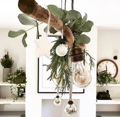 A stunning collection of hand crafted home furnishings including lighting, curtain poles, lampshades and more, in beautiful finishes. Christmas Wreaths, Christmas Decorations, Curtain Poles, Lampshades, Plant Hanger, Home Crafts, Home Furnishings, Decor Ideas, Curtains