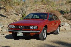 1976 Alfa Romeo Alfetta ($3200)