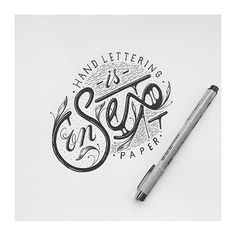 Creative and Inspiring Hand Lettering by Raul Alejandro