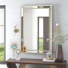 Mirror Frames, Decor, Glass Wall, Accent Mirrors, Interior, Open Living Room, Willa Arlo Interiors, Home Decor, Mirror
