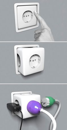 Let out sockets.