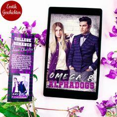 Dark Romance, Kindle Unlimited, Teenager, Uni, Omega, Polaroid Film, Cover, Books, Romance Novels
