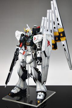 1/60 FULL Resin Kit RX-93 Nu-Gundam