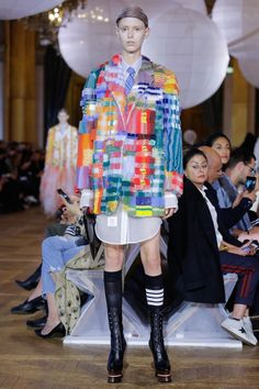 Thom Browne Spring/Summer 2018 Ready-To-Wear