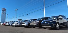 2017 RAV4s, 4Runners and Highlanders are here, just in time for Toyotathon!