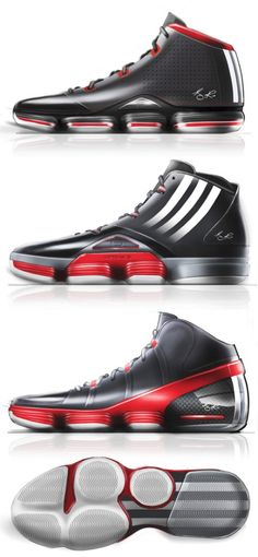 adidas adizero Rose 1 by D. Cin at Coroflot.com