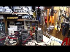 Vacuum Tube PA Amplifier Video #10 - Mystery Bias