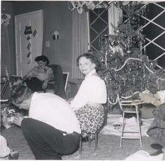Roe Christmas - 1950s