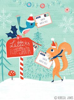 Letter for Santa | © Rebecca Jones