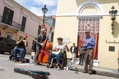 Jazz dans les rues de la Nouvelle Orléans en Louisiane