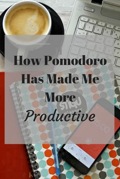 Pomodoro is a time management technique. It essentially breaks down tasks into 25 minute chunks a 5-minute break in between.