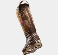 Women's UA H.A.W. 800g Hunting Boots. I like bet they are pricy!!