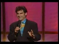 Check out comedian Joe Nipote's hysterical standup on growing up ITALIAN