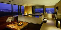 Rooms / Reservations / Club & Spa Seoul - Banyan Tree Hotels & Resorts