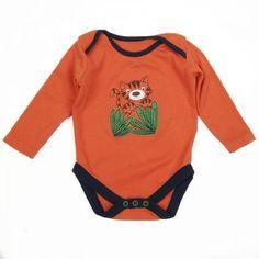 Body dziecięce z tygryskiem St.Bernard 62
