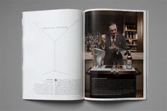 Enzed - Bilan Luxe, magazine - photo: Dominic