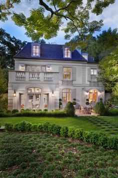 georgianadesign:  Washington traditional residence, DC. Via Sorento Design, Salt Lake City.