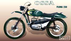 OSSA Pluma / Plonker 230 1967- 1968