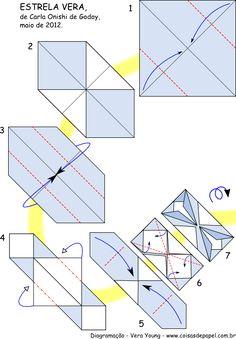 Diagrama da Estrela Vera de Carla Onishi de Godoy pg 1