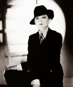 Film Noir Photos: Adventures in Androgyny: Myrna Loy
