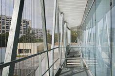 Groupe Scolaire Normandie-Niemen / Gaetan Le Penhuel Architectes