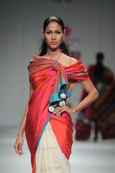 Anupama dayal creations for lakme fashion week...