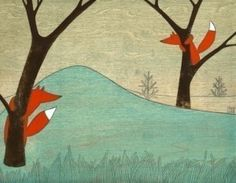 tree foxes