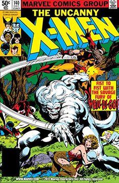 Uncanny X-Men (1963-2011) #140 by Chris Claremont