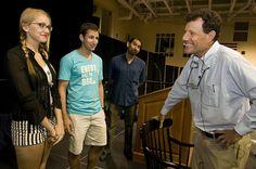 Nicholas Kristof Kicks Off The Winter Park Institute's Fifth Season (September 2012)
