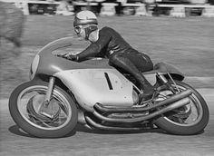 Mike Hailwood, 1964. MV Agusta 500cc