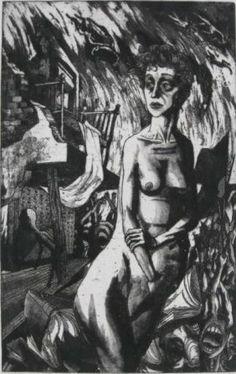 Women at War, etching, Harry Sternberg Dust Storm, Expressionism, American Artists, Depression, War, Painting, Women, Painting Art, Paintings