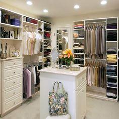 Small Walk In Closet Ideas And Also Organizer Design To Motivate You. Diy  Walk In Closet Ideas, Walk In Closet Measurements, Closet Organization Ideas .