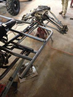 900XP Tube Chassis Build Thread - Polaris RZR Forum - RZR Forums.net