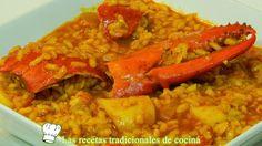 Receta de arroz meloso de bogavante - Recetas de cocina con sabor tradicional