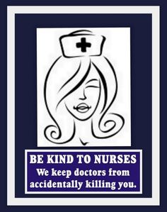 Why is there never a male nurse logo? #SexismintheNewMillenium