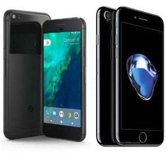 Win Apple iPhone 7 or Google Pixel