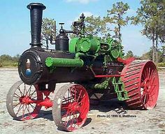 Antique Engines | Florida Flywheeler's Antique Engine and Tractor Show