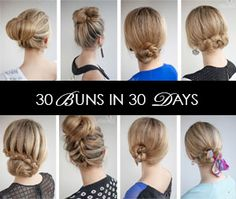 Day 8 – The relaxed beehive   Want to learn how to do this hairstyle? Check out my ebook 30 Days of Twist & Pin Hairstyles! It gives you over 75 pages of detailed instructions and how-to pictures, tips, tricks, techniques and cheats for a different hairstyle every day. You can get your copy right...Read More »