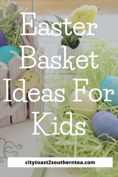 Looking for some unique Easter Baskets for your kids? Check out these personalized Easter Baskets for your children. Easter Baskets For Toddlers, Easter Crafts For Kids, Easter Ideas, Easter Activities, Family Activities, Thing 1, Easter Traditions, Diy Easter Decorations, Easter Holidays