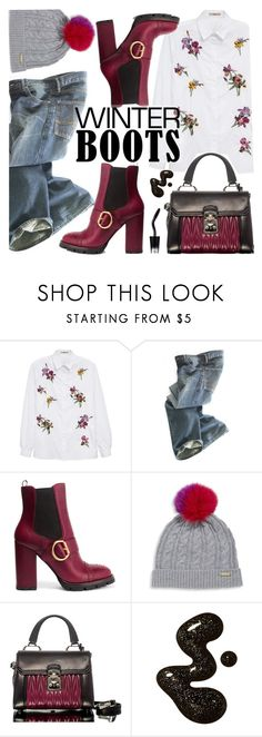 """Prada or Nada"" by bagsaporter ❤ liked on Polyvore featuring Etro, Polo Ralph Lauren, Prada, Burberry and Miu Miu"