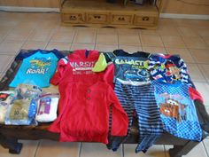 BOYS CLOTHES 4T. MIXED LOT. 10 PIECES. NEW #MIXED #Everyday