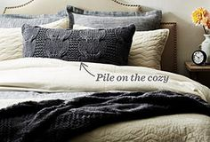 Delightful Details: Bedding by Amity Home