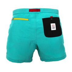 Topo Designs Lightweight Climb Shorts http://topodesigns.com/collections/mens-bottoms/products/lightweight-climb-shorts
