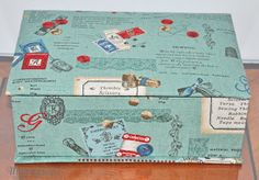 Sewing box Sewing Box, Bookbinding, Projects, Boxes, Ideas, Hair Bows, Log Projects, Blue Prints, Crates