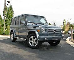 2007 Mercedes-Benz G-Class G500 - $57474