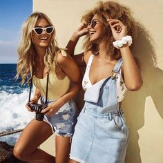 Top 18 online stores to buy clothes for teenagers Girls Clothing Stores, Online Clothing Stores, Teen Girl Outfits, Outfits For Teens, Simple Summer Outfits, Teenagers, Denim Skirt, Sunglasses Women, Stuff To Buy