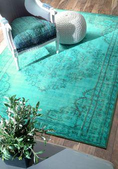 'mermaid' rug