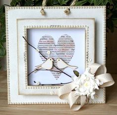 Wooden 3D Creative Frame PK 6 pieces - £5.50 : Anna Marie Designs, The home of Cardcraft