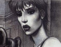 la femme piège - Enki Bilal